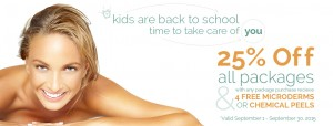 back to school services just for you.